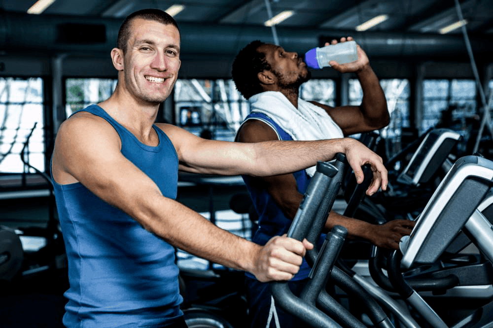 How Many Calories Do You Burn On An Elliptical With Calculator Weight Bench Depot